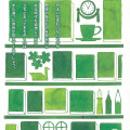 leaflet / client: Chiyoda library / 2011