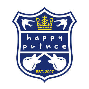 happy prince logotype B