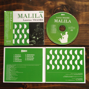 "Lamine Toraore / ""MALILA"",""MAMA"",""N'BAOUDI"" / CD / 2013"