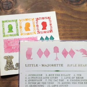 Little Majorette /client: fennely / CD / 2012Little Majorette /client: fennely / CD / 2012