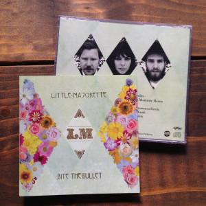 littlemajorette_ep/client: fennely / CD / 2012